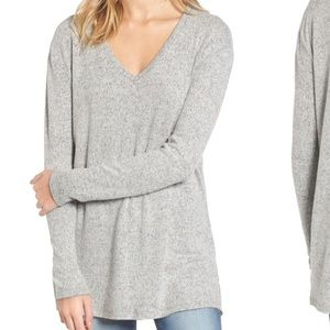 BP V-neck Longsleeve Sweater